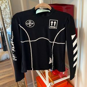 OFF WHITE Sports Top